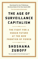 The Age of Surveillance Capitalism Free epub Download