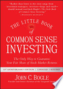 The Little Book of Common Sense Investing Free epub Download