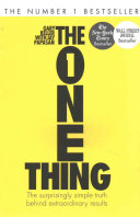 The One Thing Free epub Download