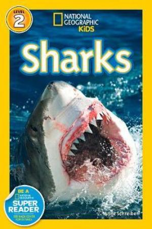 National Geographic Kids Readers: Sharks EPUB Download