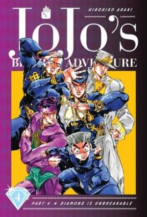 JoJo's Bizarre Adventure: Part 4-Diamond Is Unbreakable, Vol. 4 EPUB Download