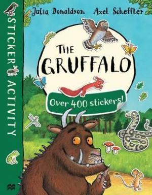 The Gruffalo Sticker Book Free epub Download