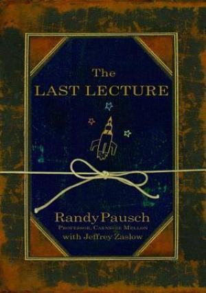The Last Lecture Free epub Download