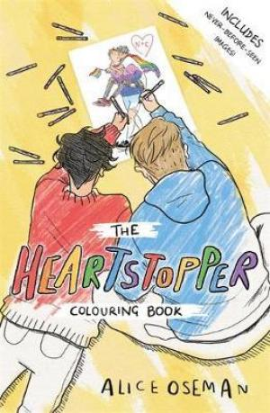 The Heartstopper Colouring Book EPUB Download
