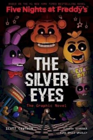The Silver Eyes Graphic Novel EPUB Download