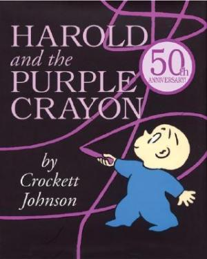 Harold and the Purple Crayon 50th Anniversary Edition EPUB Download