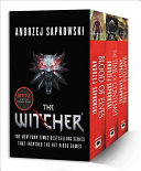 The Witcher Boxed Set: Blood of Elves, The Time of Contempt, Baptism of Fire Free epub Download
