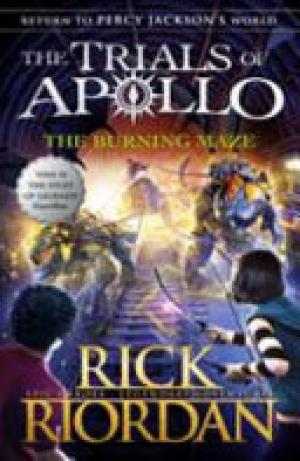 The Burning Maze (the Trials of Apollo Book 3) Free epub Download