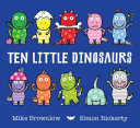 Ten Little Dinosaurs Free epub Download