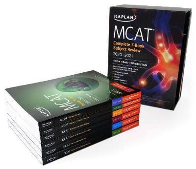 MCAT Complete 7-Book Subject Review 2020-2021 Free epub Download