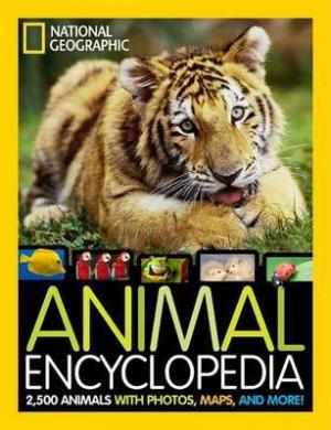 National Geographic Animal Encyclopedia Free epub Download