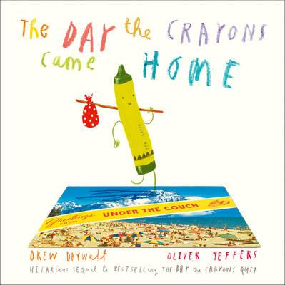 The Day the Crayons Came Home Free epub Download