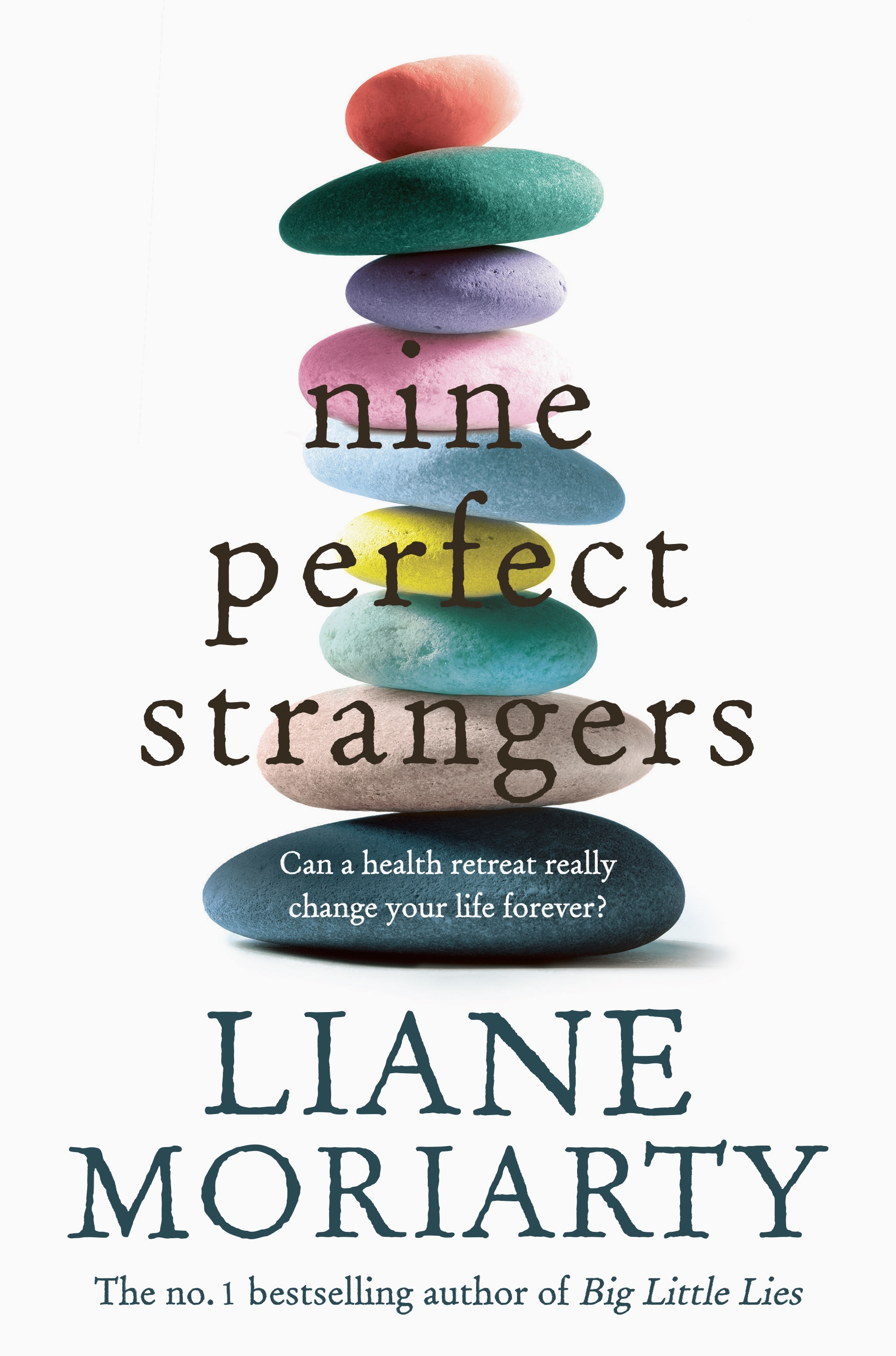 Nine Perfect Strangers Free epub Download