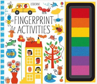 Fingerprint Activities Free epub Download