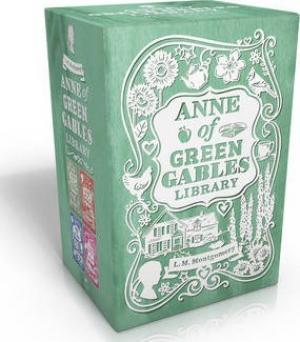 Anne of Green Gables Library Free epub Download