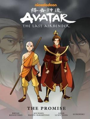 Avatar: the Last Airbender: the Promise Library Edition Free epub Download