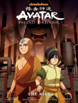 Avatar: the Last Airbender - the Rift Library Edition EPUB Download