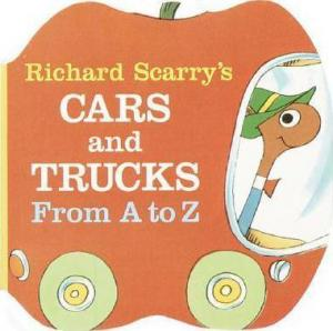 Richard Scarry's Cars and Trucks from A to Z. EPUB Download