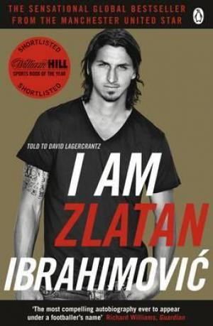 I Am Zlatan Ibrahimovic EPUB Download